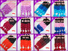 "Hot Lot 32"" Kanekalon Jumbo Braiding Synthetic Hair Extension Twist Braids 165g"