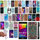 For BLU Life XL Cute Design TPU SILICONE Soft Skin Case Phone Cover + Pen