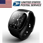 2017 New Bluetooth Wrist Smart Watch Phone Mate For IOS Android Phone USA SELLER
