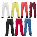 Burton Society Pant Women's Snowboard Ski Winter Working Trousers NEW