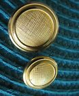 Hart Schaffner & Marx Gold Trumpeter  Replacement  Button (Jacket or Sleeve)