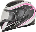 Kyпить AFX FX-105 Thunder Chief Motorcycle Helmet / Fusion Pink - All Sizes на еВаy.соm