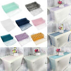 10 Pack Organza Sash Table Runner For Wedding New Year Bnquet Party Decoration