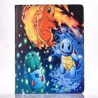 Disney All Characters Flip Folio Smart Leather Stand Case Cover For Apple iPad