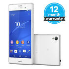 Sony Xperia Z3 D6603 - 16GB - Unlocked SIM Free Smartphone Various Colours