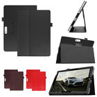 New Practical Faux Leather Stand Cover Case for Microsoft Surface Pro 3 Tablet