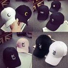 Men Women Peaked Hats HipHop Curved Strapback Snapback Adjustable Baseball Cap u