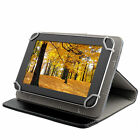 """PU Leather Ultra Portable Case Skin Cover For 9"""" Various Tablet PC     Q2"""