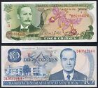 COSTA RICA Banknotes. Choice of Notes