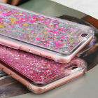 Liquid Glitter Water Stars Bling Sparkly Case Cover For Apple iPhone 6 6s 7 Plus