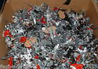 SUPREME - CRUSADERS - JOBLOT - 415 PIECES - 65/70mm PLASTIC - FACTORY PAINTED