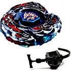 NEW RARE BEYBLADE 4D SYSTEM TOP RAPIDITY METAL FUSION FIGHT MASTER KIDS TOYS US фото