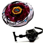 NEW RARE BEYBLADE 4D SYSTEM TOP RAPIDITY METAL FUSION FIGHT MASTER KIDS TOYS US