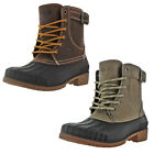 Kamik Evelyn Women's Waterproof Duck Boots Leather Snow Cold Weather