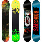 Salomon Pulse Men's Snowboards All Mountain Boards 2016-2017 NEU