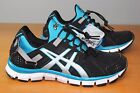 Asics Wmns Gel Synthesis Trainer Black Island Blue H350L-9093 Womens