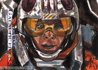 STAR WARS GALACTIC FILES SERIES 2 SKETCH CARD BY LEE LIGHTFOOT CHOICE  100 MADE