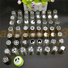 Multiple Russian Flower Icing Piping Nozzles Cake Decoration Tips Baking Tools