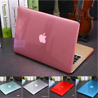 Clear Crystal Case For Macbook Air Pro Retina 11 13 15 Laptop Bag Keyboard Cover