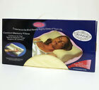 Contour Memory Foam Support Pillow