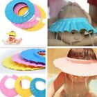 1 x Safe Shampoo Caps Shower Bath Protection Baby Soft Hats For Kids 1-4 years