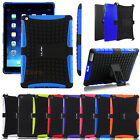 Shockproof Case Hybrid Hard Shell 2in1 Dual Layer Cover for Apple iPad Mini 4