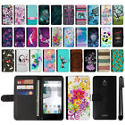 For Alcatel Dawn 5027/ Streak/ Ideal Design Wallet Card POUCH Case Cover + Pen