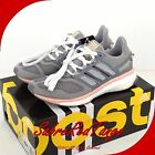NWT ADIDAS WOMEN'S ENERGY BOOST 3 RUNNING SHOES MIDGRAY NAVY VAPOUR PINK AQ5962