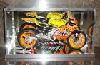 1:6th SCALE MINICHAMPS SUPER RACING BIKE - GLASS DISPLAY CASE ONLY OR ANY ITEM