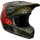 Fox Racing V3 Marz LE Off Road MX Adult Helmet Green