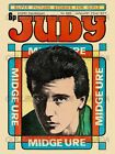 "MIDGE URE 1977 = Singer JUDY England = POSTER Not Comic Book 7 SIZES 19"" - 36"""