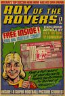 "ROY OF THE ROVERS 1976 Soccer ENGLAND = POSTER Not Comic Book 7 SIZES 19"" - 36"""