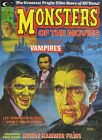 "MONSTERS OF THE MOVIES 1974 Dark Shadows BLACULA Lee = POSTER 7 SIZES 19"" - 36"""