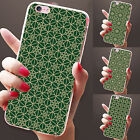 Arabic Geometric Case Cover for iPhone 6 7 Plus Samsung Galaxy S6 S7 Rapture