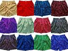 "Mens Thai Silk Loose Boxer Shorts / Underwear / 36""-39"" / Thai Elephants"