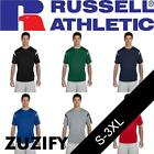 Russell Athletic Short-Sleeve Performance T-Shirt. 6B2DPM