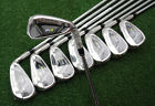 TaylorMade 2017 M2 Irons Choose Steel/Graphite Regular/Stiff/Senior Clubs - NEW фото
