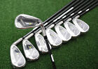 TaylorMade 2017 M2 Iron Set Choose Steel Graphite Regular Stiff Senior Clubs NEW