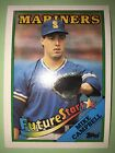 1988  Topps   # 246  - Mike Campbell  * Rookie * RC *  -  Seattle Mariners