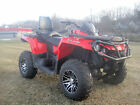 2014 CAN AM OUTLANDER 500 MAX 2-UP EXTRAS $1.50 PER MILE DELIVERY