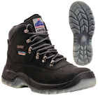 Portwest Steelite Aqua All Weather Safety Work Boots Black Sizes UK 5-13 38-48