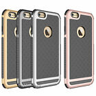 iPhone 5S/ SE/ 6/ 6S/ 7/ Plus Case For Girls Hybrid Silicone