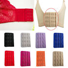 Women Bra Pro Extension Buckle Strap Extender Replacement 3 Rows 4 Hooks 5Pc/Set