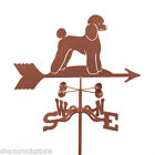 Dog - Poodle Weathervane - Weather Vane - Complete w/Choice of Mount