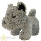 PLUSH GREY TERRIER SOFT TOY CAIRN DOG KANSAS FANCY DRESS BOOK CHARACTER PROP
