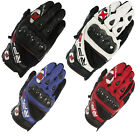 OXFORD RP-4 SUMMER SHORT MESH VENTED BREATHABLE MOTORCYCLE MOTOTBIKE GLOVES