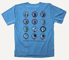 NEW WITH TAGS DUCK HEAD HISTORY OF THE DUCK T-SHIRT (ALL SIZES & ALL COLORS)