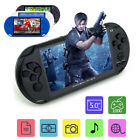 "X9 Rechargeable 5.0""Large Screen 8G Handheld Retro Game Console Video MP3 Player"
