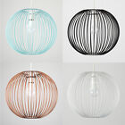 Modern Wire Ball Non Electric Easy Fit Ceiling Light Shade Pendant Lampshade