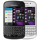 Unlocked Blackberry Q10 Verizon Wireless RIM WiFi 16GB 8MP Camera Cell Phone